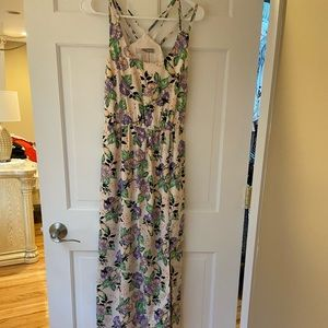Forever 21 maxi dress size XS